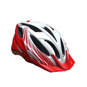 LAZER CLASH (WHITE/RED)